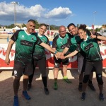 Integrantes equipo competición clubes